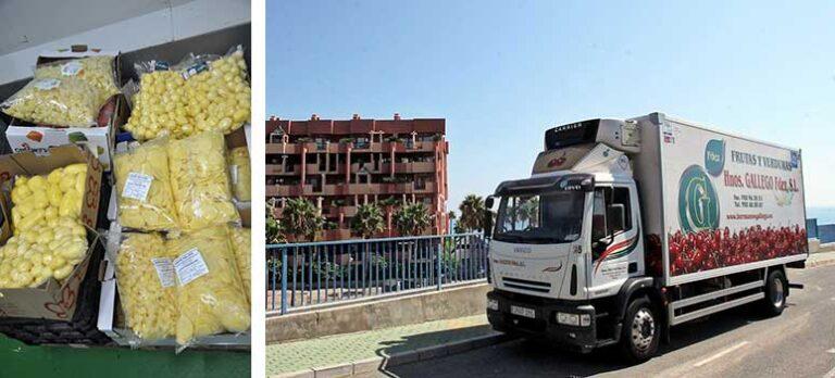 Sabor a Málaga: Grupo Gallego – et led i distributionskæden