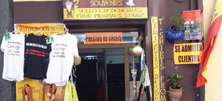 0052 Pilgrim Shop