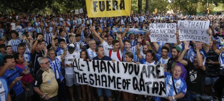 Málaga CF: Skamplet