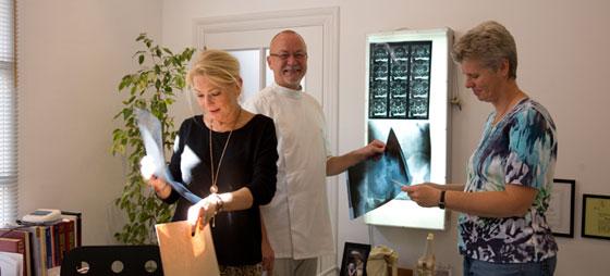 Andalusiens første kiropraktor fejrer 25 års jubilæum