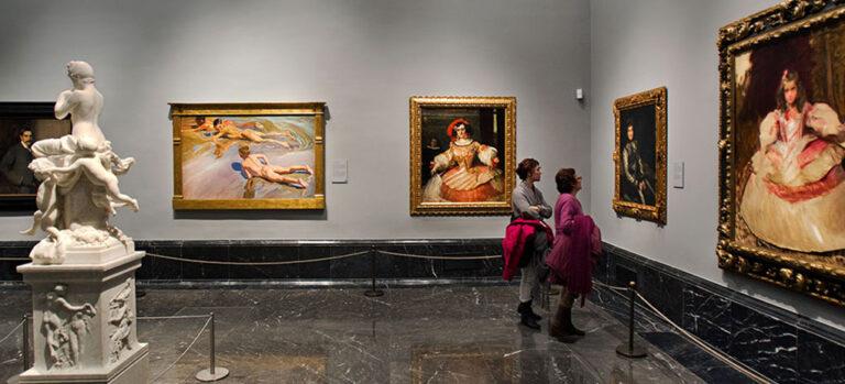 Pradomuseet i Madrid – 200 år med kunst i verdensklasse