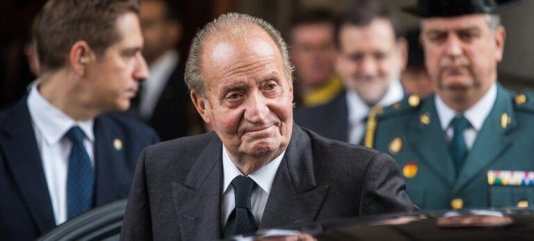 Har Juan Carlos I modtaget 100 mio. dollar i returkommission?
