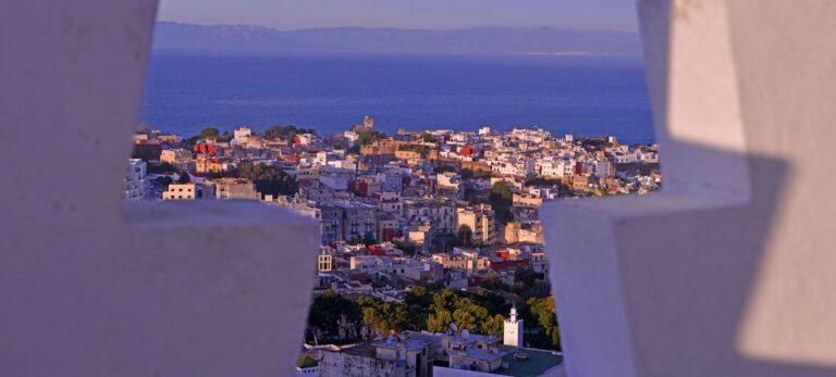 Tanger – fortællingernes by