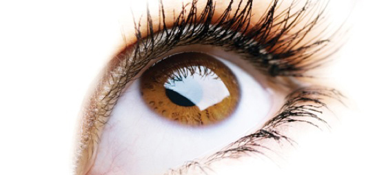 Øjne der ser
