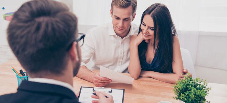 Vælg de rette partnere ved bolighandler
