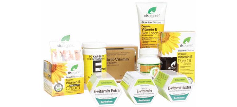E-vitamin – en vigtig antioxidant