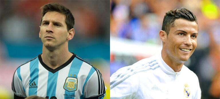 Boganmeldelse: Messi mod Ronaldo