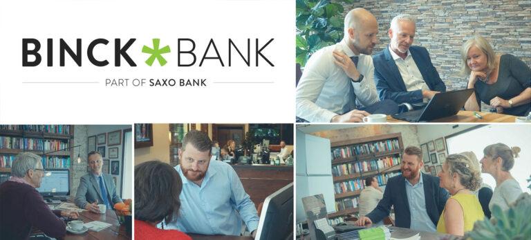 Invester smartere med BinckBank i Marbella