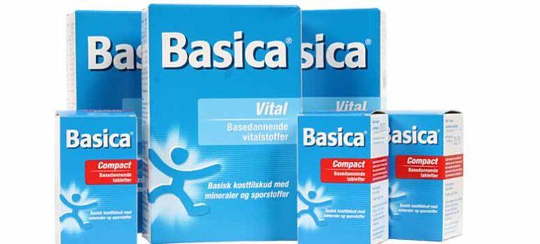 Basica – Retter op på din syre/base-balance