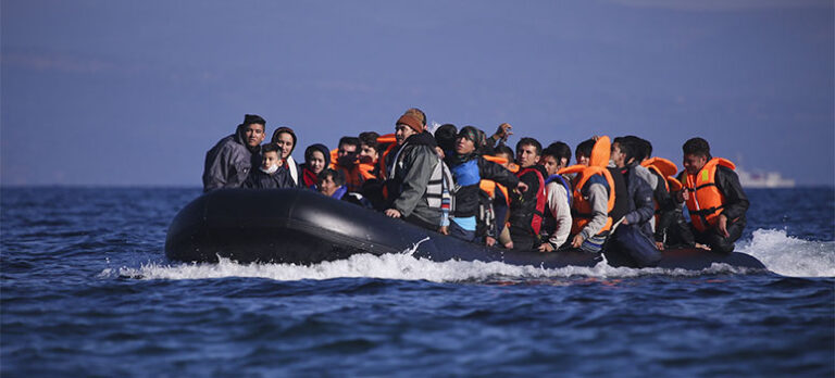 Nu strømmer indvandrerne til Costa del Sol