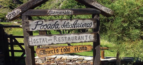 Puerto de La Ragua og Posada de los Arrieros