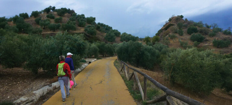 Olvera og Via Verde de la Sierra