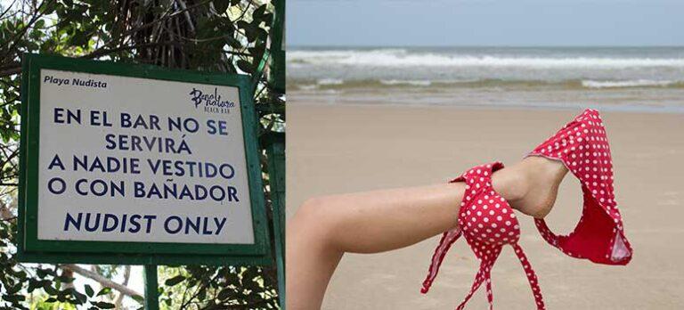Den nøgne sandhed… La Danesa afprøver nudiststrandene på Costa del Sol