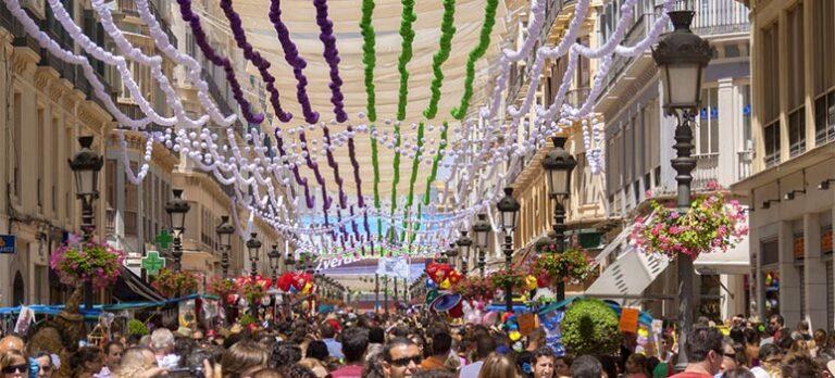 La Feria de Málaga bliver historiens længste