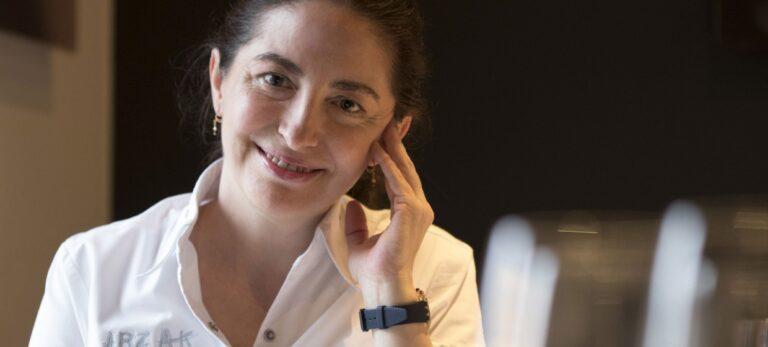 Baskisk kunst på tallerkener – mød Elena Arzak