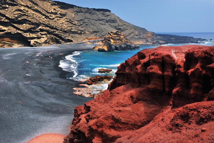 Lanzarote – den fedeste vulkanø