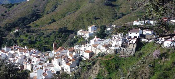 GR 242 – Vandreture fra Periana til Maro – 2. del