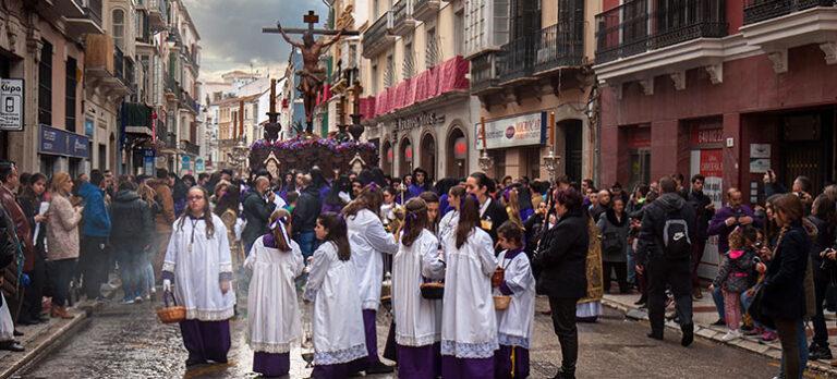 Påsken fejres storslået og varieret i Málagaprovinsen