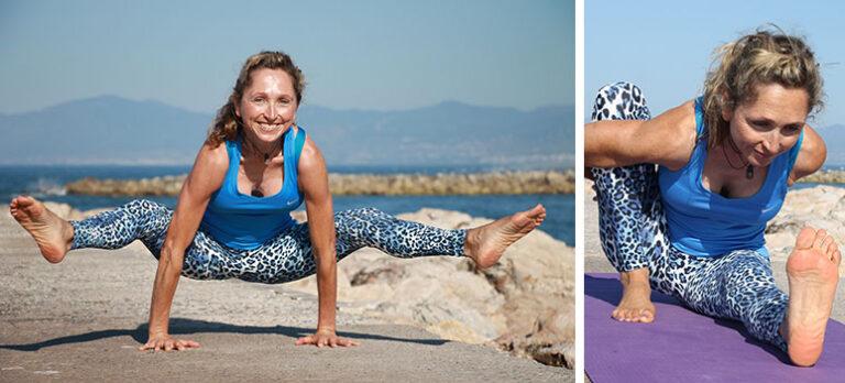 """""""Det er aldrig for sent at komme i gang med yoga"""""""