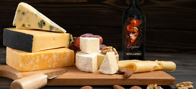Vin til osten – eller ost til vinen