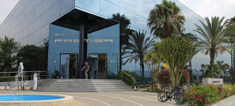 Teknologiparken i Málaga – en stadig voksende by-i-byen