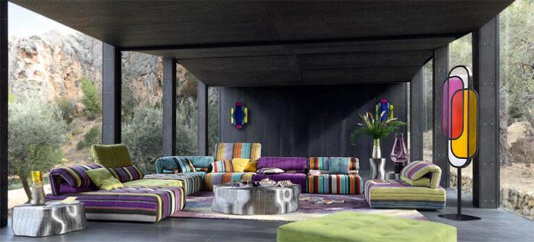 Indretning og innovativt design – Oplev de nye kollektioner hos Roche Bobois, Marbella.