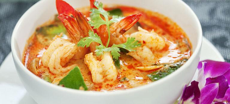 Mad fra hele verden: Det thailandske køkken