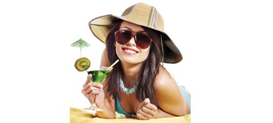 Sol og sommerferie