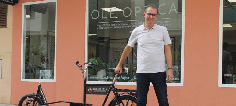 Ti år med Ole Optica i Nerja
