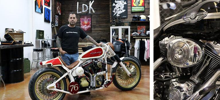 Verdens flotteste Harley'er bygges i Vélez-Málaga