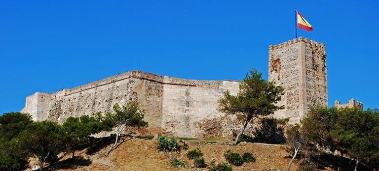 Castillo Sohail i Fuengirola: Slaget i Fuengirola – polakker, briter og spanske partisaner