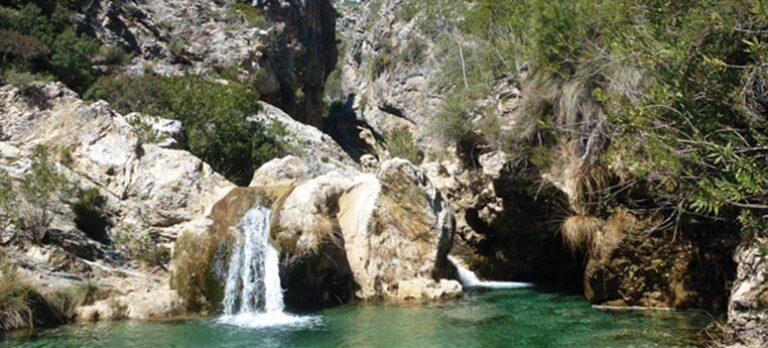 Río Verde og det smukkeste kolde gys