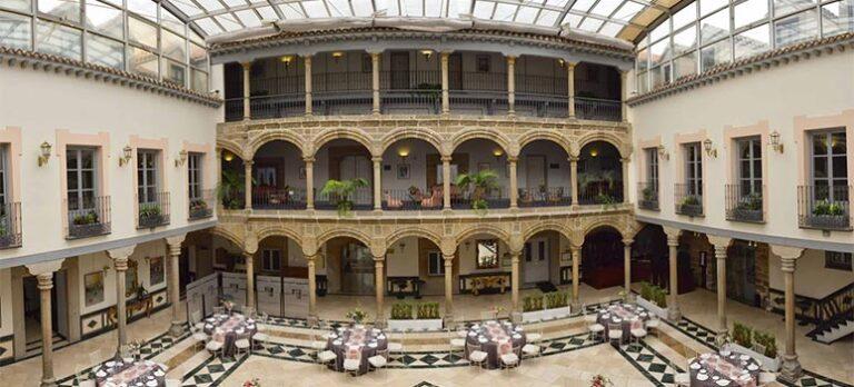 Et specielt hotel i Ávila – Hotel Palacio de los Velada