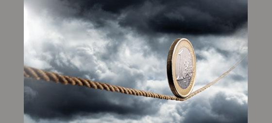 Euroen – forsigtighed tilrådes