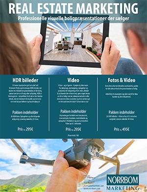 Unikke og flotte videopræsentationer af din bolig på Costa del Sol