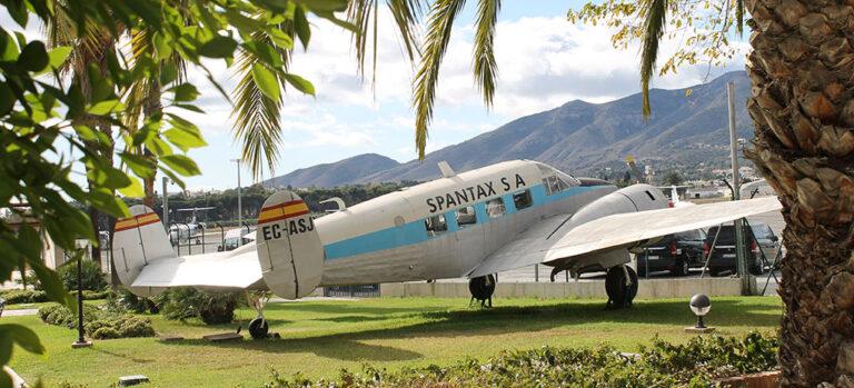 Come fly with me… Museo Aeronáutico de Málaga