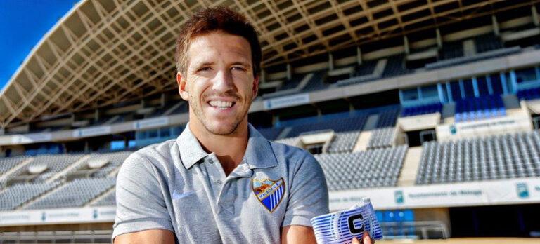 Camacho den 10. – Landsholdsspiller i Málagas 110 årige fodboldhistorie