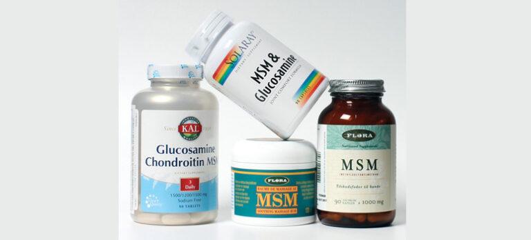 MSM – kroppens hemmelige våben