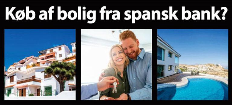 Køb af bolig fra spansk bank?