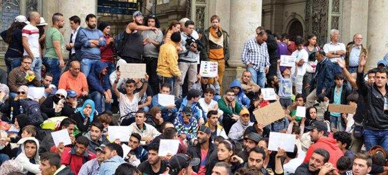 Immigrationens væsen: Del 6 – Flygtningestrøm sætter Europa på prøve
