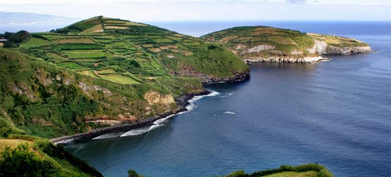 Azorerne – de lyksalige øer