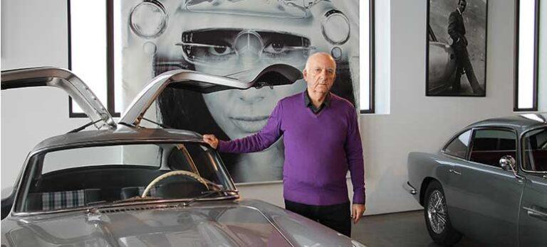 Joao Magalhaes – manden med bilerne