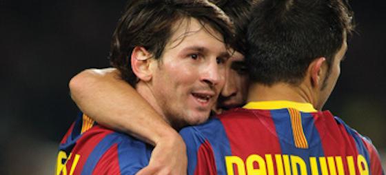 Interview med Lionel Messi