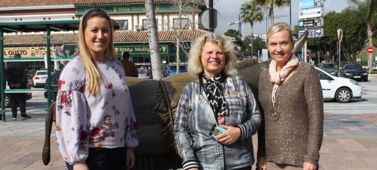 35 år med Mijas kommunes udlændingeafdeling – og 35 år med Anette Skou