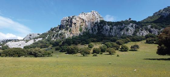 Montejaque, Líbar-dalen og Cueva de la Pileta