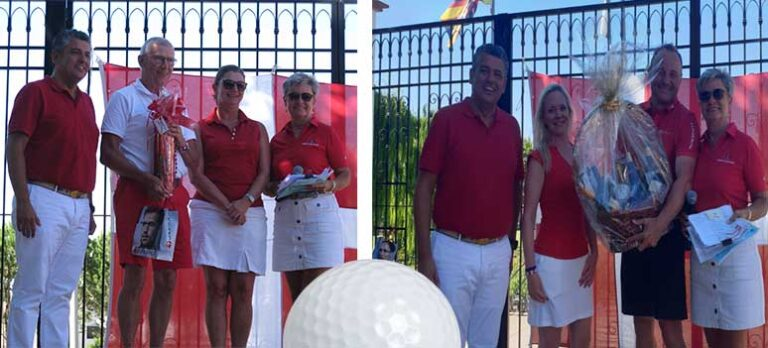 27. Grundlovsmatch på Lauro Golf Resort