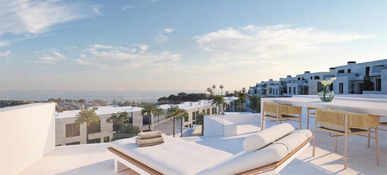Vanian – Det nye boligområde i Estepona udviklet af promotoren AEDAS Homes