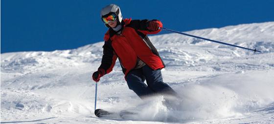 Skiulykker