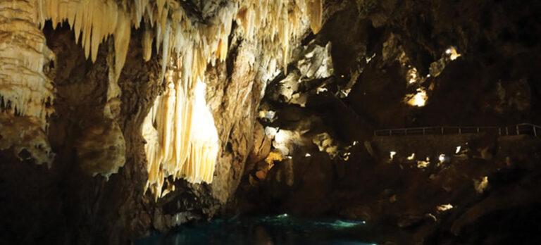 La Gruta de las Maravillas: En af Huelvas smukke drypstenshuler