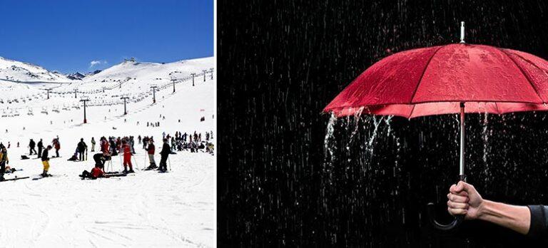 Vinter i Spanien – og klimaændringerne